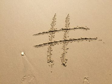 A Lesson In '#' Hashtags